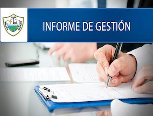Informe de Gestion ENS