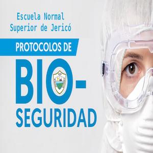 Protocolo Bioseguridad ENS de Jericó 2020 – 2021